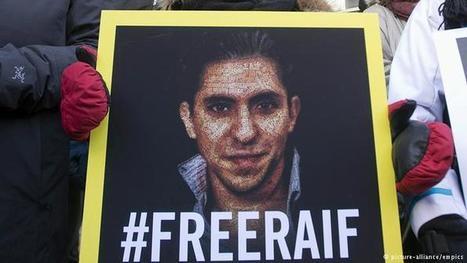 Deutsche Welle : Prix de la Liberté d'expression pour Raif Badawi - DW-World   The Bobs   Scoop.it