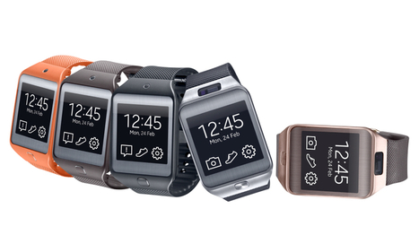 How Much Damage Will The Original Galaxy Gear Have On Samsung's Gear 2 Smartwatch?   Social Media   Scoop.it