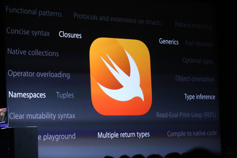 Apple Launches Swift, A New Programming Language For Writing ...   Technology-XXI   Scoop.it