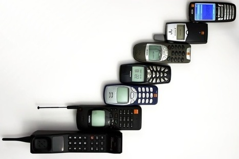 How we stopped communicating like animals: 15 ways phones have evolved | Digital-News on Scoop.it today | Scoop.it