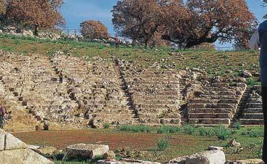 The ancient theatres of western Greece | Classical Geek | Scoop.it