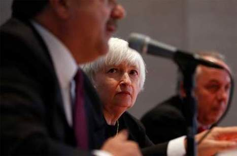 Fed : comment la colombe Yellen a supplanté le requin Summers | Jef's nest | Scoop.it