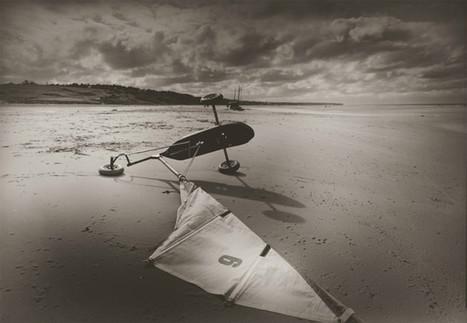 Caen Exposition. Les plages de Normandie en photos, à l'abbaye aux Dames, à Caen | Littérature, Philosophie, Art, Architecture,... | Scoop.it