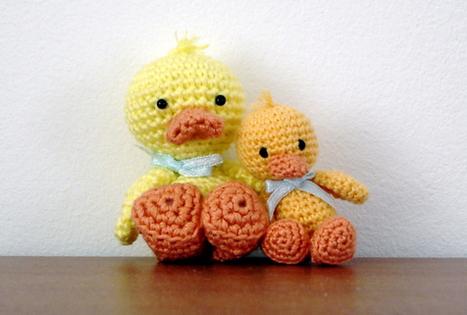Quack quack babies | Free Crochet Patterns | Scoop.it