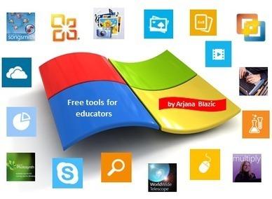 Traveloteacher: Free tools for educators on Thinglink | Design Revoluton | Scoop.it