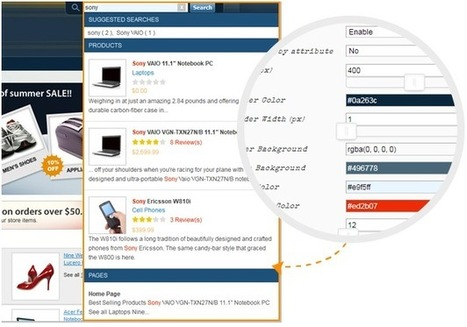 Magento Ajax Search Pro | Magento Extensions and Magento Themes | Scoop.it