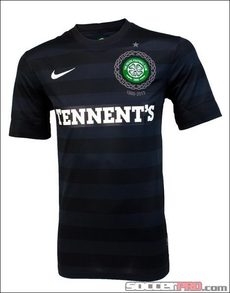 Nike Celtic Away Blue Jersey | CELTIC TEAM JERSEY | Scoop.it