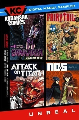 Dallas Middaugh on Kodansha's E-Book Program | Good E-Reader - eBooks, Publishing and Comic News | eBook News & Reviews | Scoop.it