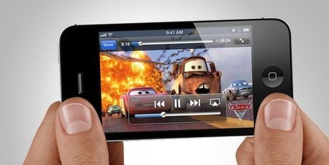 Is watching movies on a phone damaging to the eyes? | Shopglasses Blog | EyeGlasses | Scoop.it