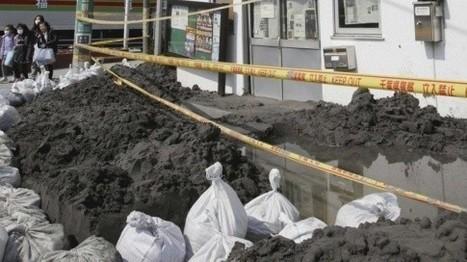 Le Japon très affecté par la liquéfaction des sols | Sciences et Avenir | Japon : séisme, tsunami & conséquences | Scoop.it
