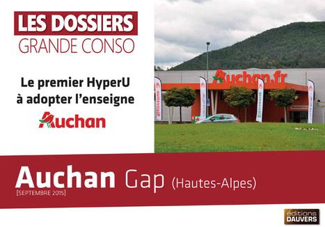 Gap : le premier ex-Hyper U passé Auchan en visite ici ! | TRADCONSULTING 4 YOU | Scoop.it