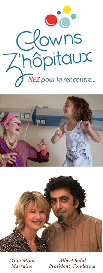 Clowns Z'hôpitaux :une association en direction des personnes en souffrance | Clowns Z'hôpitaux, NEZ pour la rencontre - les coeurs visiteurs | Scoop.it