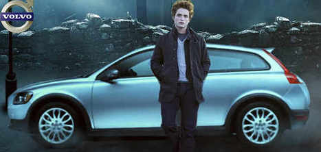 Vampire endorses Volvo unintentionally: Edward Cullen's 'love at first bite' with Volvo in The Twilight Saga | For Lovers of Paranormal Romance | Scoop.it