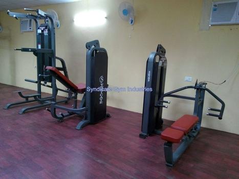 GYM PRODUCT MANUFACTURER   Gym Equipment Manufacturer in Punjab   Scoop.it