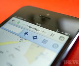 Google Maps for iOS is coming tonight, says AllThingsD | Entrepreneurship, Innovation | Scoop.it