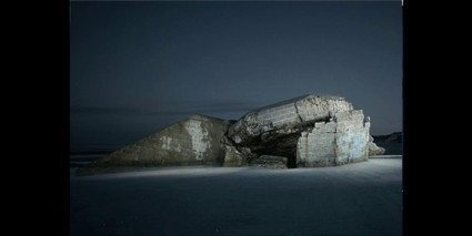 Haunting Long-Exposure Photography of WWII-Era Bunkers | creative photography | Scoop.it