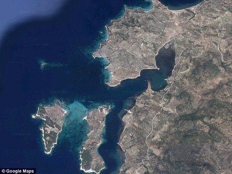 Lost Ancient Greek Island Has Been Found | LVDVS CHIRONIS 3.0 | Scoop.it