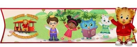 Daniel Tiger's Neighborhood . Sharing . | PBS Parents | Healthy Marriage Links and Clips | Scoop.it