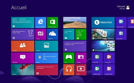Différence entre Windows 7, Windows 8 et Windows 8.1   Comment réinitialiser un mot de passe oublié d'un iPad ou iPhone   Scoop.it