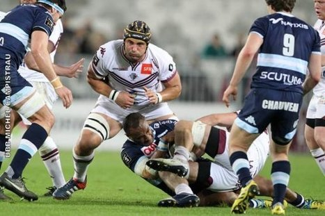 Fin de saison difficile pour l'UBB | Bordeaux Gazette | Scoop.it