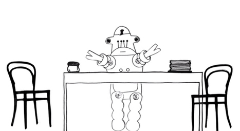Robots Get Their Own Internet | Cyborgs_Transhumanism | Scoop.it