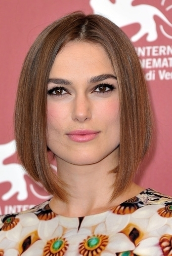 30 Great And Best Keira Knightley Hairstyles Pictures | Latest Hairstyles-Hairstyles Pictures | Scoop.it