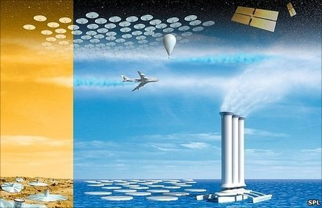 solar radiation management #climate #science #greenpeace | Messenger for mother Earth | Scoop.it