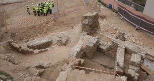 Descobreixen les restes d'una font monumental romana de Tàrraco   LVDVS CHIRONIS 3.0   Scoop.it