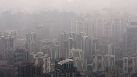 How Cleaning China's Dirty Air Can Slow Climate Change - Businessweek | Global Warming | Scoop.it