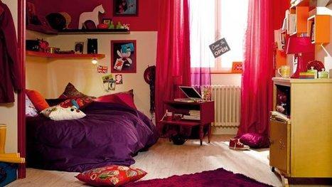[Déco] 10 idées pour rendre la chambre d'ado plus chaleureuse | La Revue de Technitoit | Scoop.it