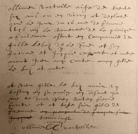 Rixe à Froyennes en 1676 | GéW@Pi | L'écho d'antan | Scoop.it