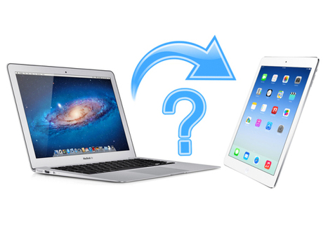 How to replace your old computer with a new iPad — Tech News ... | e-learning in high school | Scoop.it