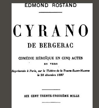 'Cyrano de Bergerac' de Edmond Rostand   Remue-méninges FLE   Scoop.it
