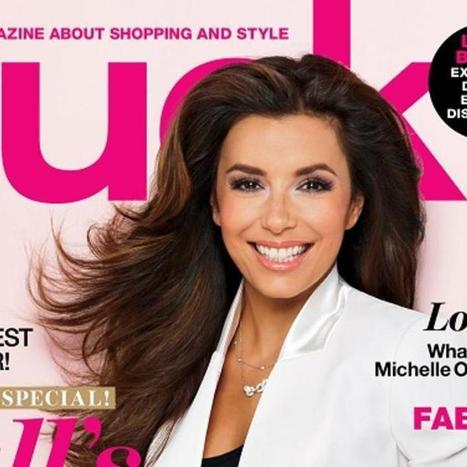 Lucky Magazine Wants You To Shop Its First Digital Issue | Mode & Digital | Scoop.it
