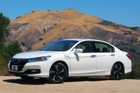 Honda Accord Hybrid 2014 | TopIsMagazine | Mercedes-Benz | Scoop.it