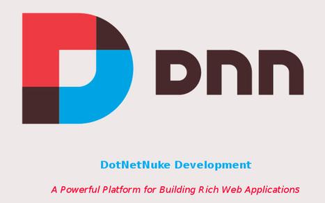 DotNetNuke is a Powerful Platform | DotNetNuke Developers | Scoop.it