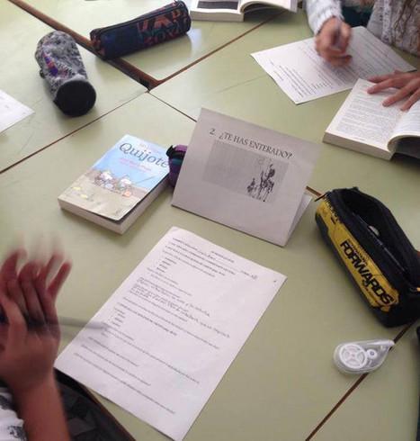 Actividad de aprendizaje cooperativo. Grupos rotativos. | Recull diari | Scoop.it