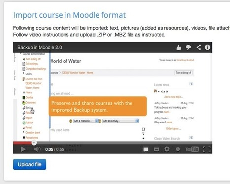 7 Million Moodle Courses Can Now Be Taught Via Eliademy | Blog | Moodle Stuff | Scoop.it