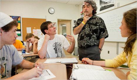 International Program Catches On in U.S. Schools - NYTimes.com   International Baccalaureate Program   Scoop.it
