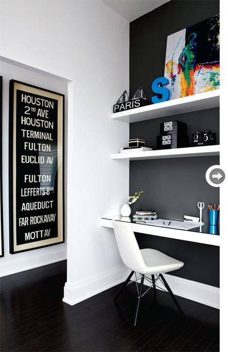 De jolies touches de turquoise chez Stacey Cohen | DecoCrush blog déco, idées déco | décoration & déco | Scoop.it