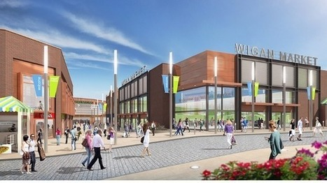 Plans in for 500,000 sq ft Wigan shopping centre | United Kingdom Federation of Builders | Scoop.it