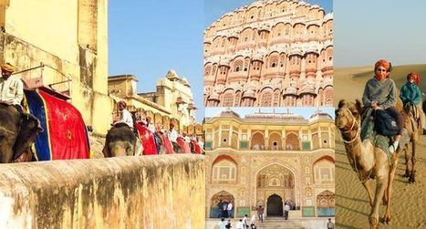 Rajasthan Tour   Golden Triangle Tour Packages   Taj Mahal Travel   Scoop.it