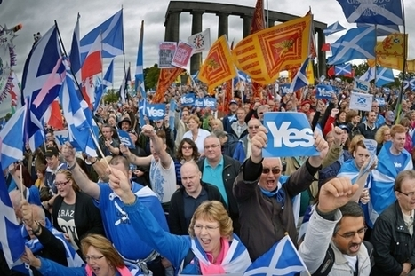 Organisers claim next independence march could be a landmark moment | My Scotland | Scoop.it