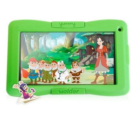Las mejores tabletas para niños - Educación 3.0 | Mobile Learning y apps educativas. Últimas tendencias, estudios, experiencias, recursos  y aplicaciones a utilizar | Scoop.it