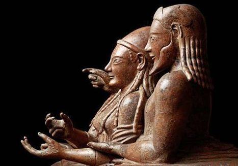 La larga noche de verano de los etruscos | Historia Antigua | Scoop.it