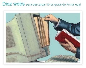 ABSOLUTAMENTE TODOS los SITIOS donde descargar LIBROS GRATIS en ESPAÑOL incluidos de TEXTO | Educación y deseducación | Scoop.it