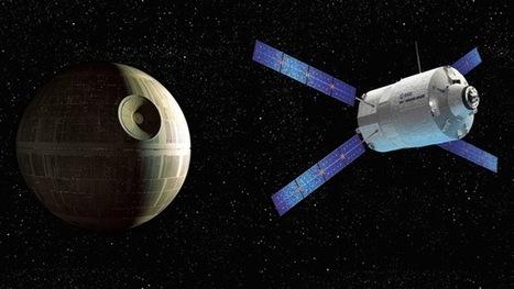 ¿Cuánto tardaría la construcción de la Estrella de la Muerte? | VIM | Scoop.it