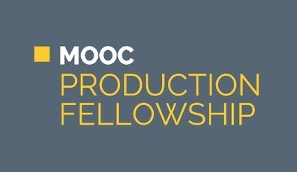 MOOC Production Fellowship | TRENDS IN HIGHER EDUCATION | Scoop.it