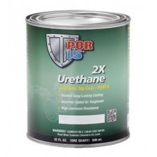 POR15 2K Urethane WHITE - Two Component Coating (aka Whitecote) (US Pint, 473ml) | POR15 Products | Scoop.it