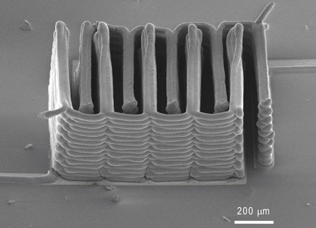 First 3D printed battery that is the size of a grain of sand and comparable to current commercial batteries | Amazing Science | Scoop.it